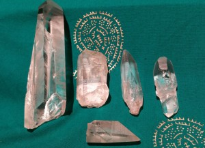 Keys of Lemurian Seed Crystals